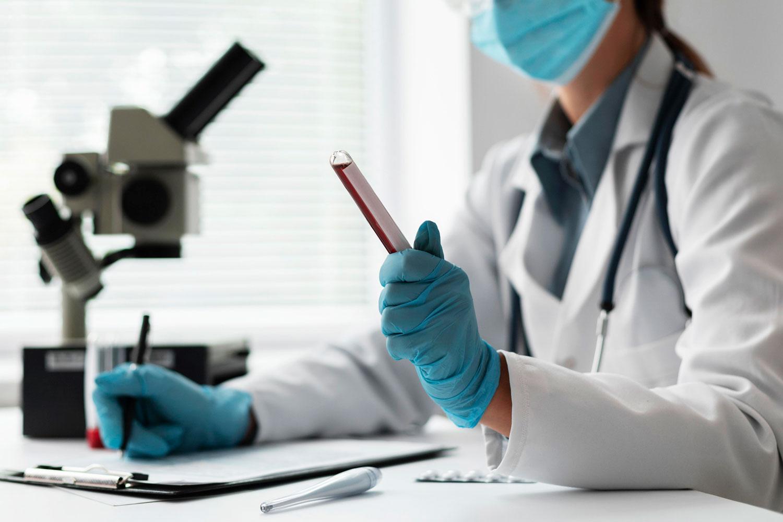 Interpretación análisis de sangre